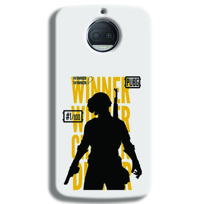 Pubg Winner Winner Moto G5s Plus Case