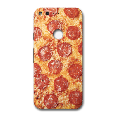 Pepperoni Pizza Google Pixel Case