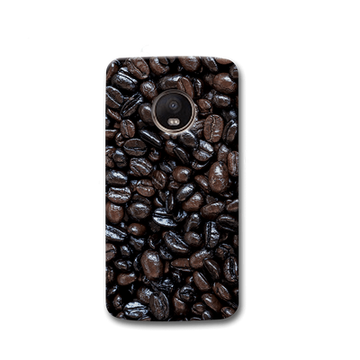 Coffee Beans Moto G5s Case