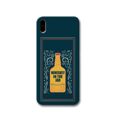 Whiskey In The Jar   Apple iPhone X Case