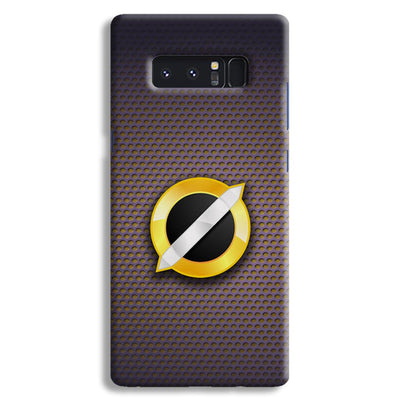 Bass. Exe Samsung Note 8 Case