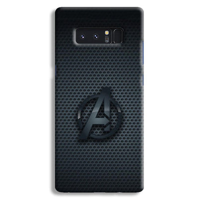 Avenger Grey Samsung Note 8 Case
