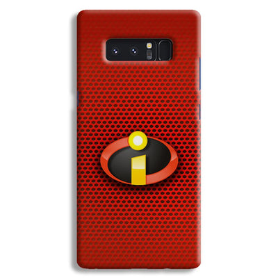 The Incredibles Samsung Note 8 Case