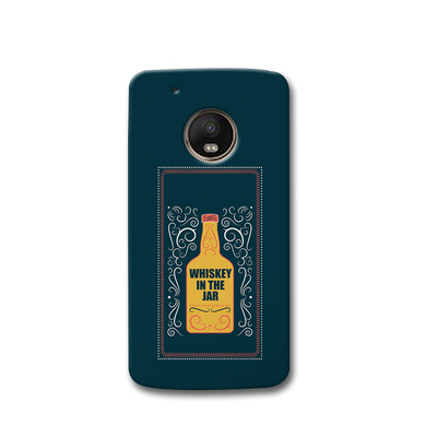 Whiskey In The Jar   Moto G5s Case