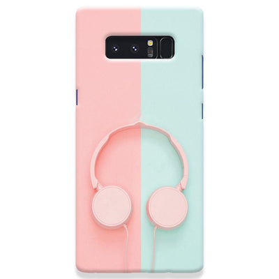 Shades of Music Samsung Galaxy Note 8 Case