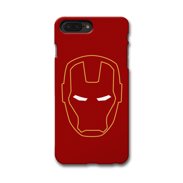 competitive price f8ccd a27fc Iron Man Apple iPhone 8 Plus Case