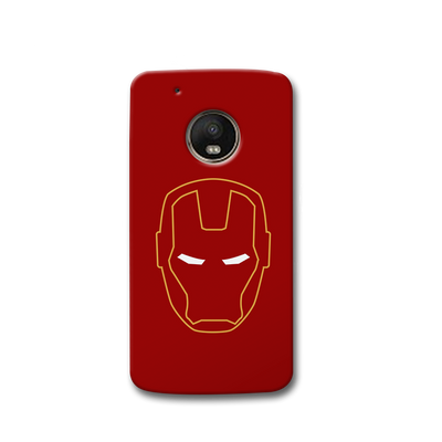 Iron Man Moto G5s Case