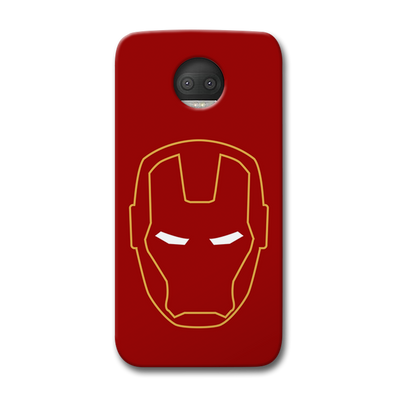 Iron Man Moto G5s Plus Case