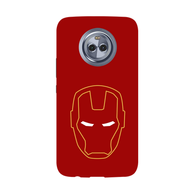 Iron Man Moto X4 Case