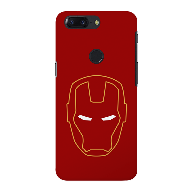 Iron Man OnePlus 5T Case