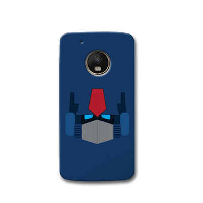 Optimus Prime Moto G5s Case