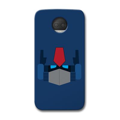 Optimus Prime Moto G5s Plus Case