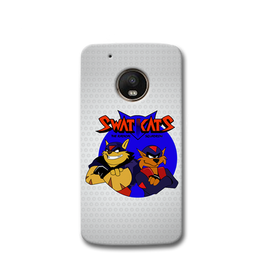 Swat Cats Moto G5s Case