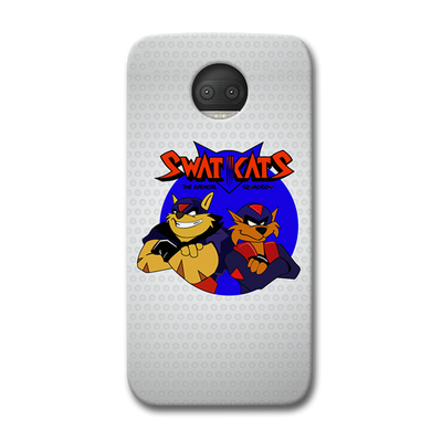 Swat Cats Moto G5s Plus Case