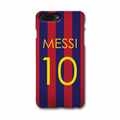 Messi Apple iPhone 8 Plus Case