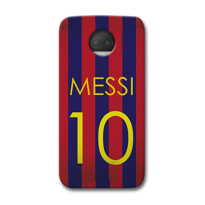 Messi Moto G5s Plus Case