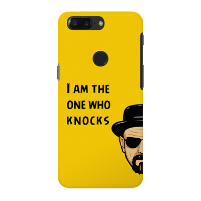 I Am The One Who Knocks OnePlus 5T Case