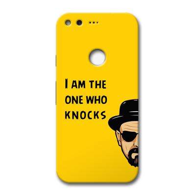 I Am The One Who Knocks Google Pixel Case