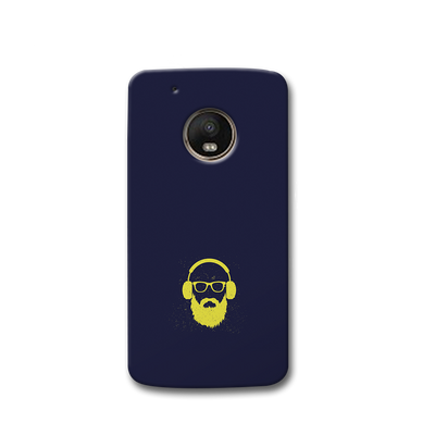 Bearded Man Moto G5s Case