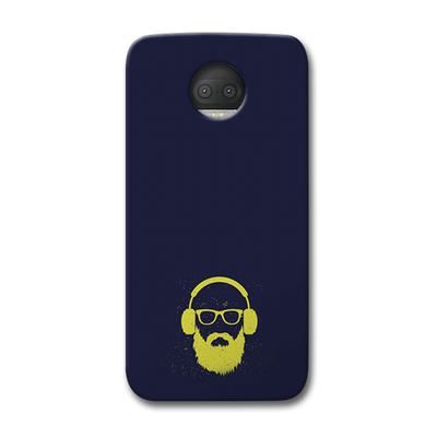 Bearded Man Moto G5s Plus Case