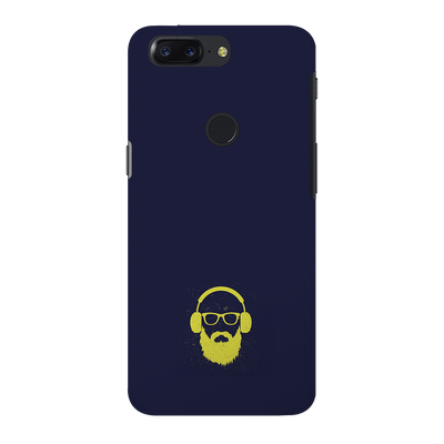 Bearded Man OnePlus 5T Case