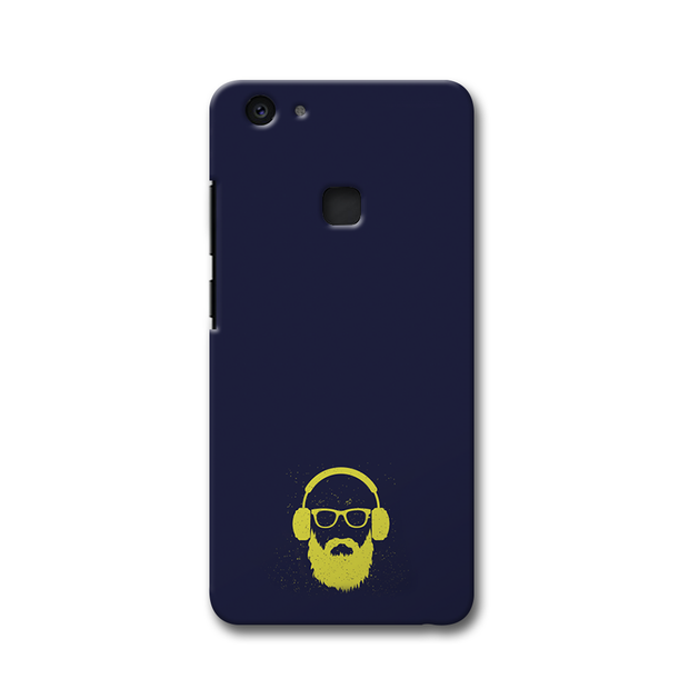 Bearded Man Vivo V7 Plus Case