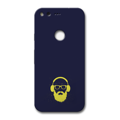 Bearded Man Google Pixel Case