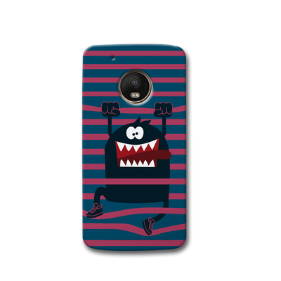 Laughing Monster Moto G5s Case