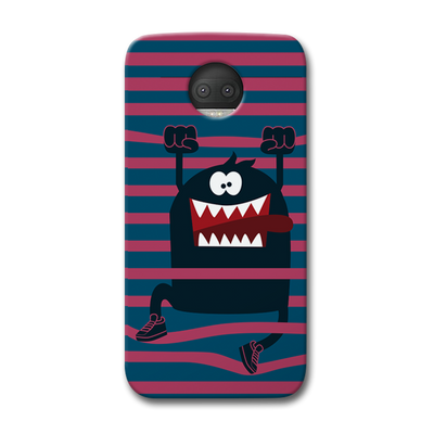 Laughing Monster Moto G5s Plus Case