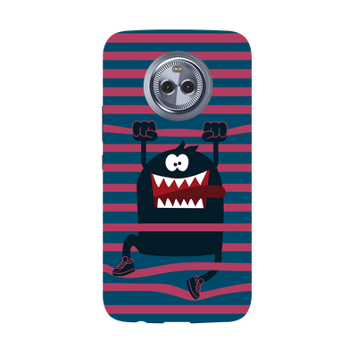 Laughing Monster Moto X4 Case