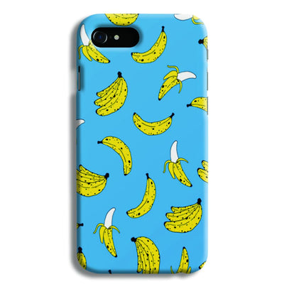 Banana surface iPhone 7 Case