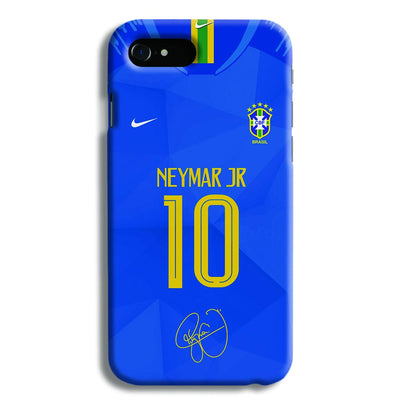 Neymar (Brazil) Jersey iPhone 7 Case