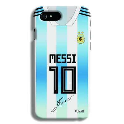 Messi Jersey iPhone 8 Case