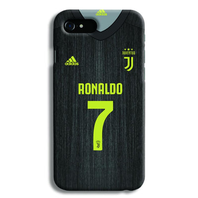 Ronaldo (Juventus) Jersey iPhone 8 Case