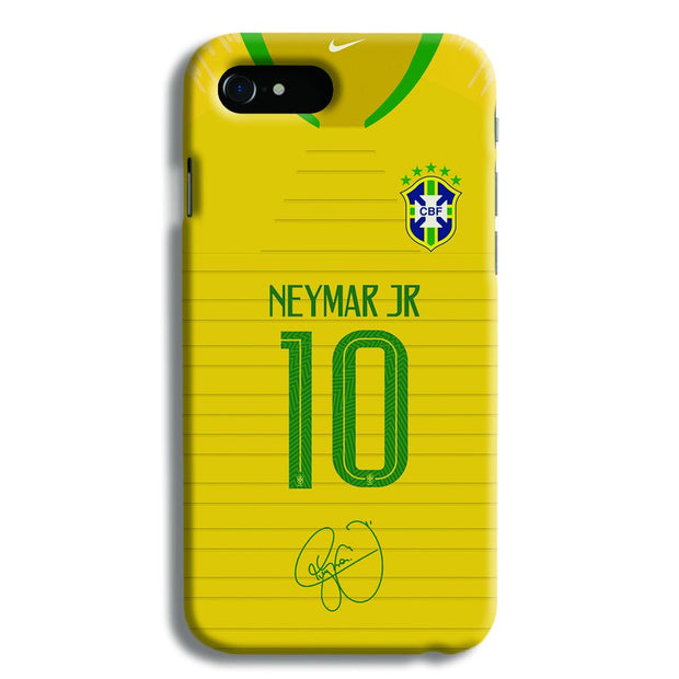 Neymar Jersey iPhone 7 Case