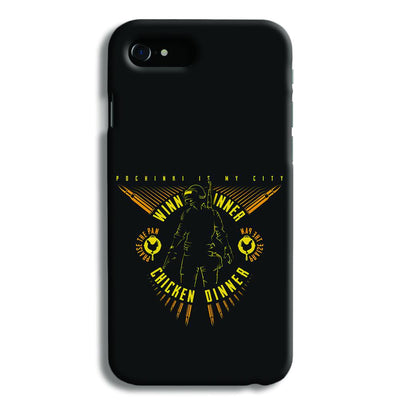 Pubg Playerunknowns Battlegrounds iPhone 8 Case