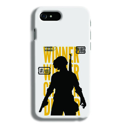 Pubg Winner Winner iPhone 7 Case