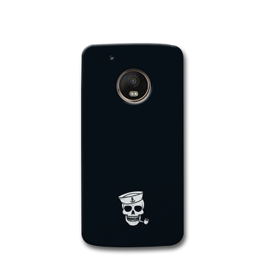 Smoking Skull Moto G5s Case