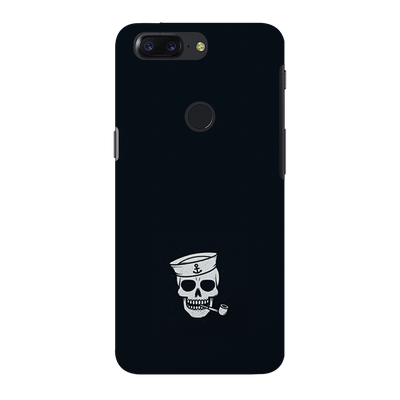 Smoking Skull OnePlus 5T Case