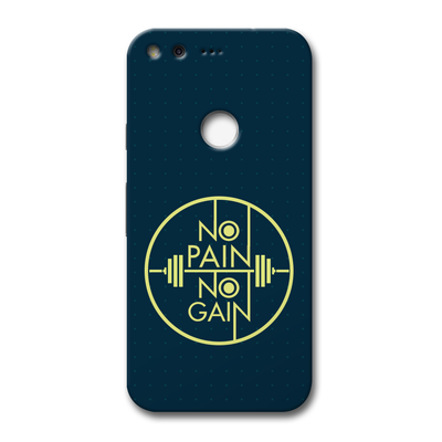 No Pain No Gain Google Pixel Case