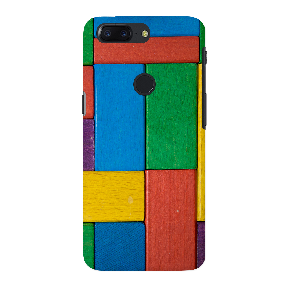 Color Block OnePlus 5T Case