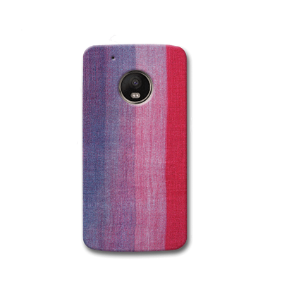 Multicolor Stripes Moto G5s Case