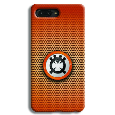 Orange Lantern iPhone 8 Plus Case