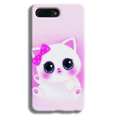 Pink Cat iPhone 8 Plus Case