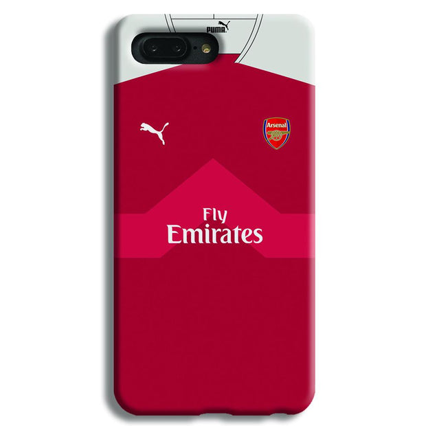 low priced 848d6 b4ecd Arsenal F.C. Jersey iPhone 8 Plus Case