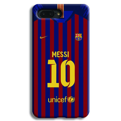 Messi (FC Barcelona) Jersey Apple iPhone 7 Plus Case