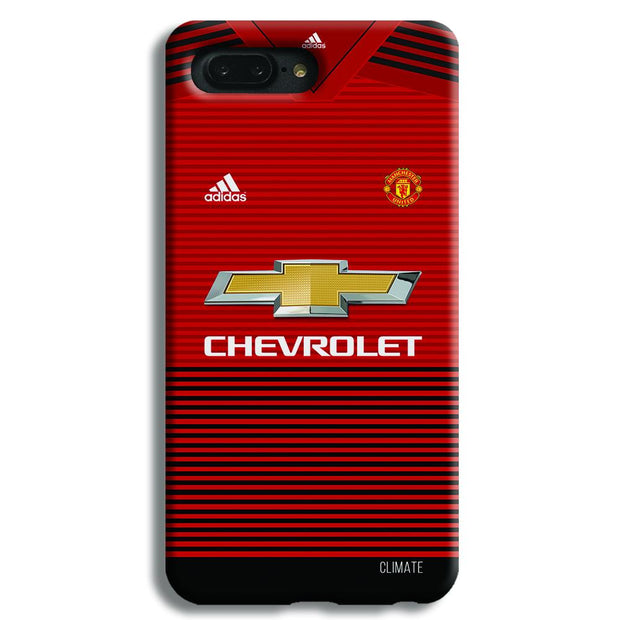 Manchester United Jersey Apple iPhone 7 Plus Case