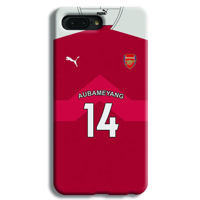 Aubameyang Jersey Apple iPhone 7 Plus Case