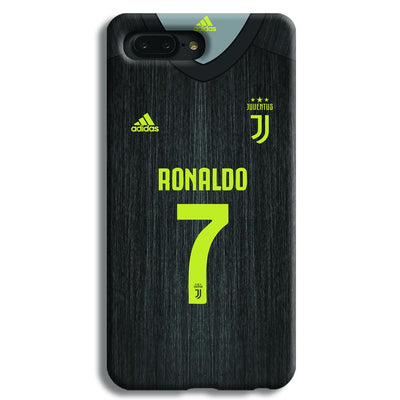 Ronaldo (Juventus) Jersey Apple iPhone 7 Plus Case