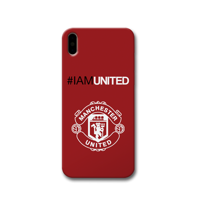 I Am United Apple iPhone X Case
